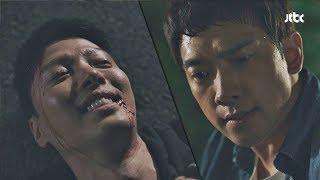 """이동건(Lee dong-gun)vs정지훈(Jung ji-hoon) """"내 앞에서 혼자 피해자인 척하지 마!"""" 스케치(Sketch) 10회"""