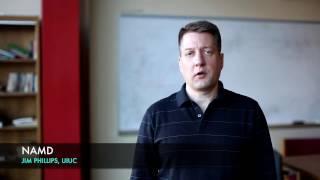 NAMD Lead Developer Jim Phillips