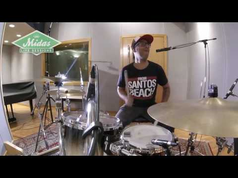 Bula - Música Inédita(Ao Vivo no Midas Studios1)
