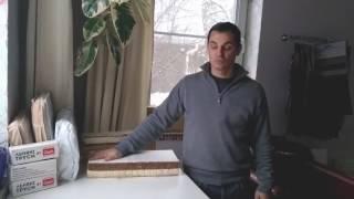 Кокосовая койра - основная инфа от мастерской матрасов Gash