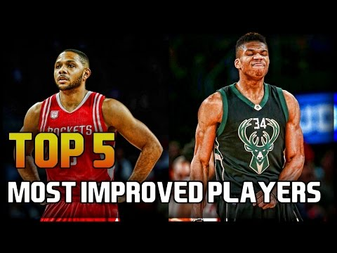 Top 5 MOST IMPROVED PLAYER Candidates 2017!