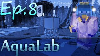 Experience Crops & Essence Berries | (AquaLab) Yogscast Complete Modpack | Ep.8