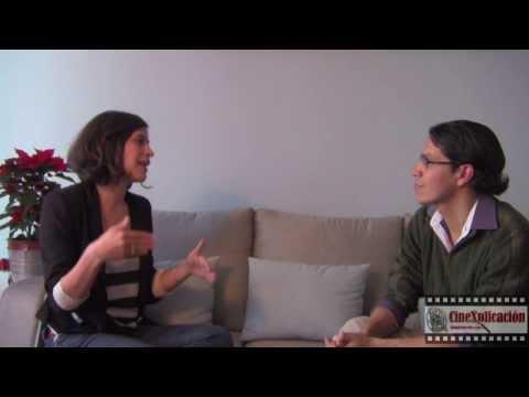 Ximena Ayala -Entrevista Cinexplicacion