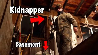 I Was Kidnapped (Locked in Cabin)
