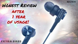 SONY XB55 AP Honest full Review after 1 YEAR of usage!