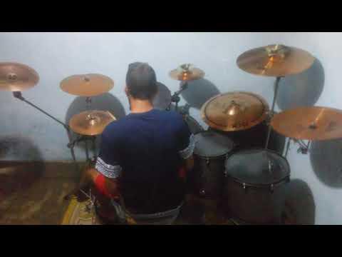 O coro vai comê - Charlie Brown Jr. Drummer cover - Matheus Morais.