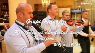 "Alban Rapo.Kolazh me kenge Korcare - Live ""Grupi Kolonjar"""