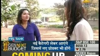 Conversation with Nadia Chauhan, Joint MD & CMO, Parle Agro Group on Agri sector