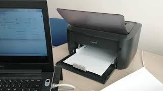 Canon Lazer Printer İnceleme | Tüm Özellikleri