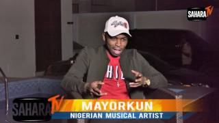 "Mayorkun: A Lady Who Refused My Love Proposal Inspired My Song ""Eleko"""