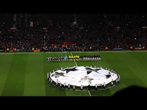 Manchester United 3:0 Olympiacos, Champions League, 2014