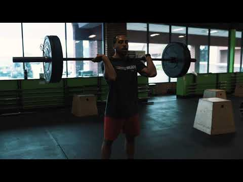 Crossfit Knoxville Landing Page Video