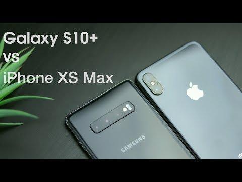 Galaxy S10+ vs iPhone XS Max: In-Depth Comparison & Review