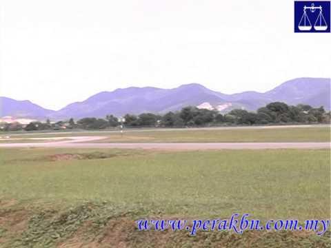 Lapangan Terbang Sultan Azlan Shah Selamat Digunakan:- Datuk Abdul Aziz Kaprawi
