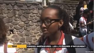 Les SI au féminin 2016 sur Martinique 1ère le 25/11/2016