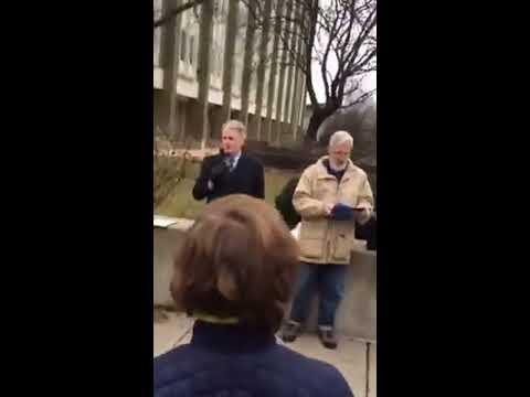 #ResistTrumpTuesdays - Senator Gary Peters, Grand Rapids Office