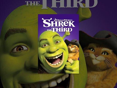 Shrek 3 прохождение