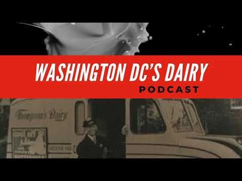The History of Washington DC's Thompson's Dairy