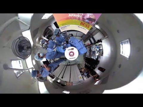 VR in Tele-Medicine