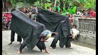 Kesenian BANTENGAN----diiringi PEGON JARANAN -- SERU + UNIK--MANTAB SOLAHnya--Group LANGGENG BUDOYO
