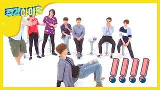 vuclip (Weekly Idol EP.258) Lee kikwang's american style dance