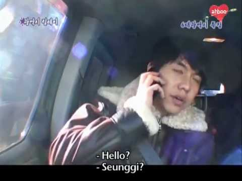Lee Seung Gi's Ringtone is Losing My Mind