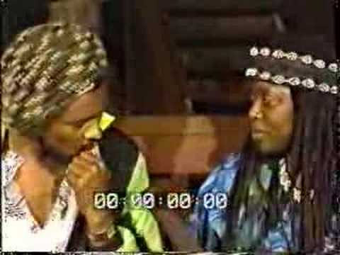 Lucky Dube Interview 92'