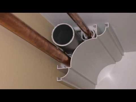 Comment cacher des tuyaux youtube - Comment masquer un miroir ...
