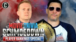 Player Rankings Special - Movie Trivia Schmoedown