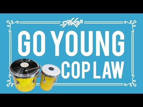 SAYKOJI - GO YOUNG COP LAW | LYRIC VIDEO
