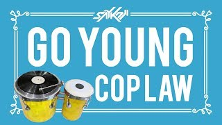 Download lagu SAYKOJI GO YOUNG COP LAW LYRIC VIDEO