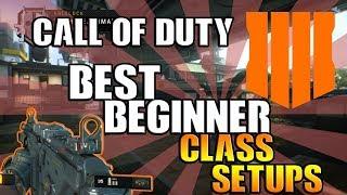 Best Beginner Class Setups in black ops 4! Best beginner guns in Black ops 4!