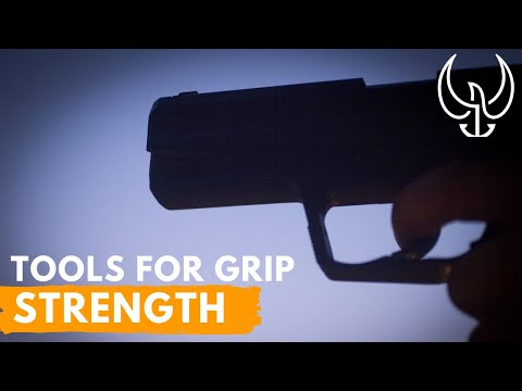 Thumbnail: What Tools a Navy SEAL Uses for Grip Strength to Improve Shooting