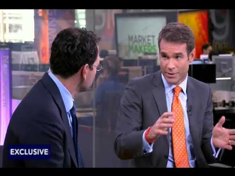 "Jon Gray on Bloomberg TV's ""Market Makers"""