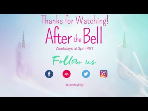 After the Bell LIVE with Breanna Yde!