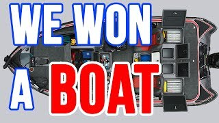 We WON a Bass Boat but What Happened to These Fish?