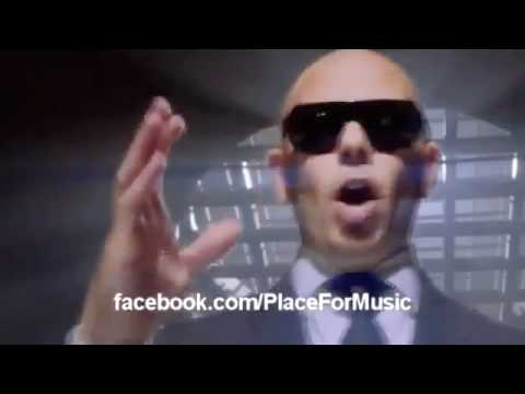 Pitbull feat  Men in Black 3   Back In Time Official Music Video Video