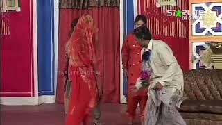 Gulfaam and Shouki New Pakistani Stage Drama Full Comedy Clip | Punjabi Stage Drama 2018
