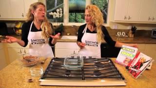 Gluten & Sugar-free Fudge & Candy Recipes : Double Energy!