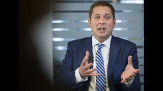 IN CONVERSATION WITH SCHEER: Tory leader talks to our editorial board about his plans for Canada