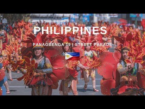 Panagbenga Grand Street parade 2019 - Baguio