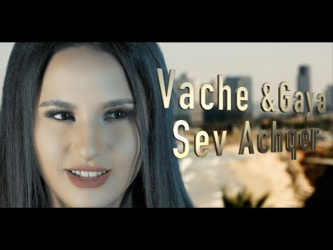 PREMIERE ! Vache & Gaya - Sev Achqer 2020  4K Сделано своими руками во время карантина ...