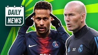 Zidane übernimmt Real! Was wird aus Neymar, Mbappe und Bale? BVB-Angebot für Eggestein! Effe vs. S04