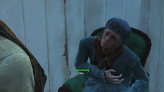 Fallout 4: Mama Murphy (Sanctuary) - live, or die by the Sight