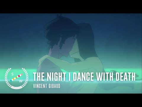 The Night I Dance With Death  An animated short film journey into psychedelics