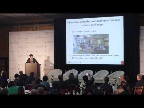 China's Innovation Economy with Hongbin Cai