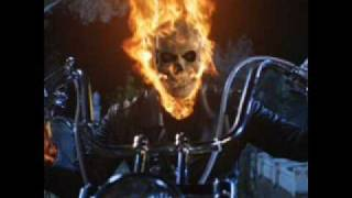 Ghost Riders In The Sky - Johny Cash/Spiderbait mix (lyrics in description)