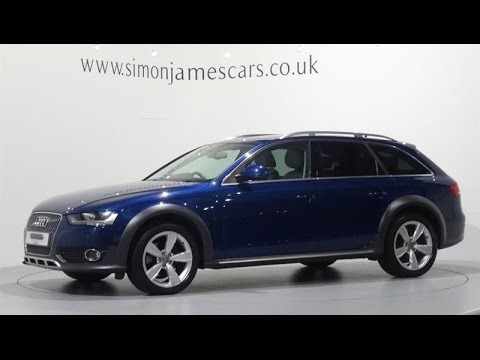 Audi A4 Allroad 3 0 Tdi 245 Ps S Tronic Quattro Finished
