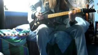 ALICE COOPER - Freedom guitar cover