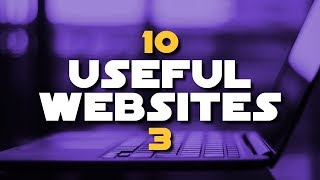 10 Useful Websites You Wish You Knew Earlier! 3 (2018)